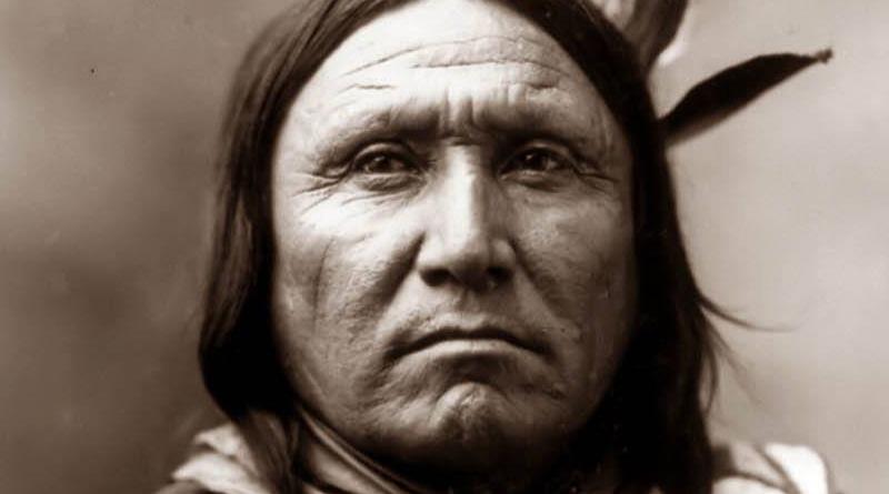 Egy indián sámán üzenete a fehér embernek - tökjó a791dbe746