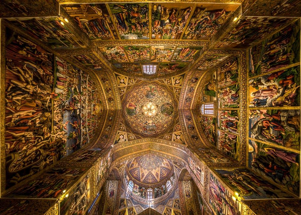 A Vakil mecset Shirazban A Vank katedrális Isfahanban c16523eb36